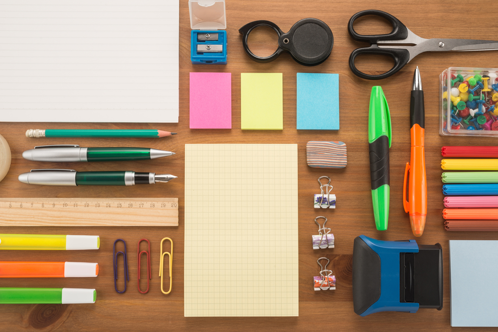 a look at different office supplies used in our office Office professional 2019 - for growing small businesses who want classic office apps plus outlook, publisher, and access installed on one pc for use i am trying to figure out why different paragraphs throughout a document look like a different font even though they are formatted the same in font.
