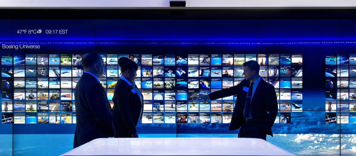 Interactive Displays
