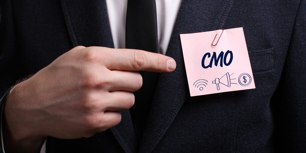 CMO - Chief Marketing Officer