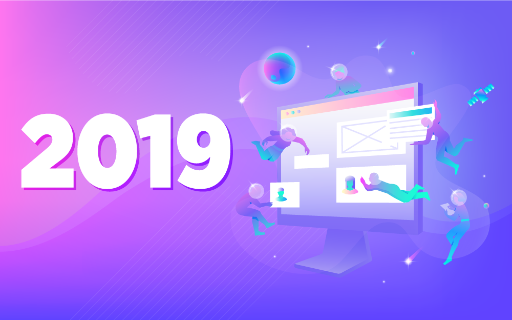 Top 5 Web Design Trends For 2019 Modernmarketingtoday