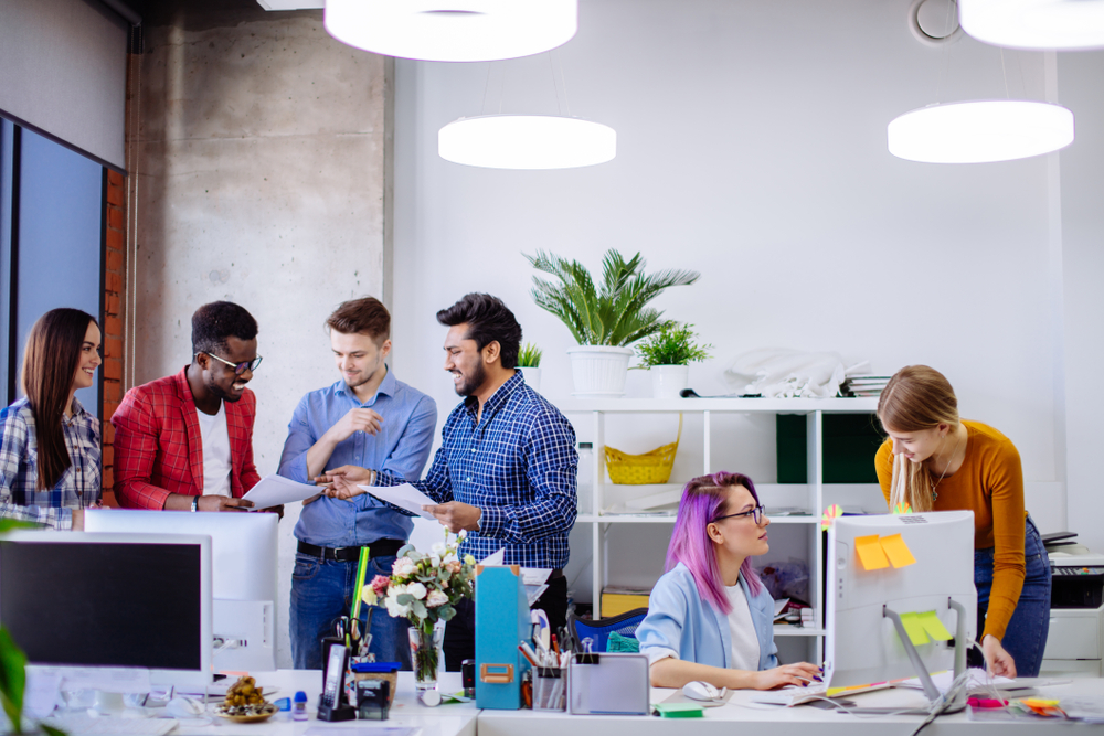 With the Baby Boomers Gone, What Does the Future Workplace ...
